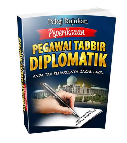 Panduan Peperiksaan Pegawai Tadbir Diplomatik