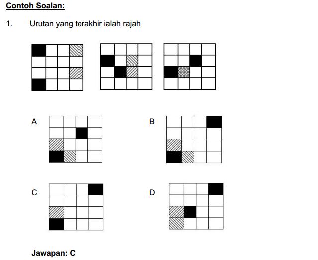 Contoh Soalan Matematik Penguasa Kastam W41