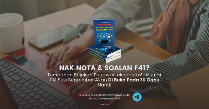 Copy of Tempahan Nota Pegawai Teknologi Maklumat