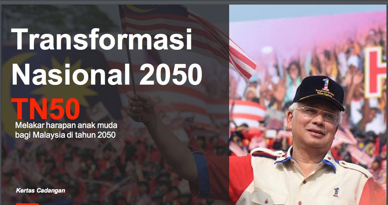 Apa Itu Tn50 Transformasi Nasional 2050 Exam Ptd